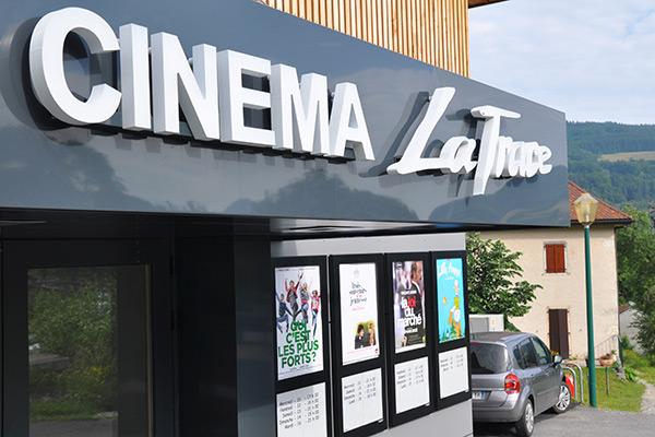 Cinema La Trace Villard 6