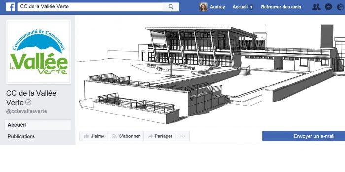 Nouvelle Page Facebook CCVV