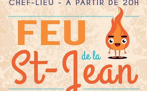 Feu St Jean