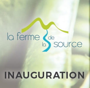 Inauguration Ferme de la Source à Boëge