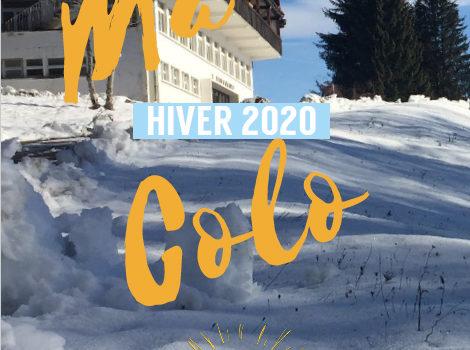 Colonie De L'espérance : Vacances Hiver Février  Et été 2020