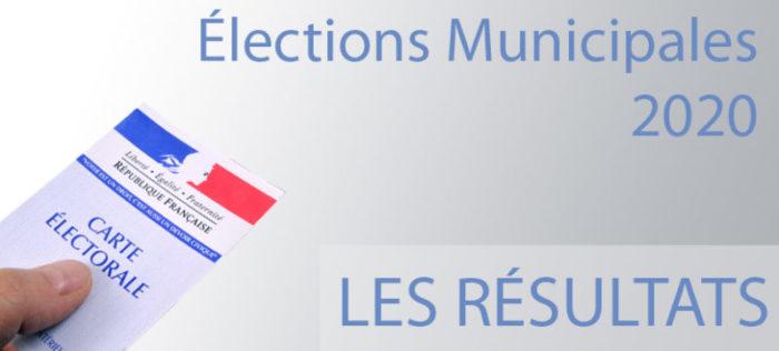 Résultats Des élections Municipales 2020