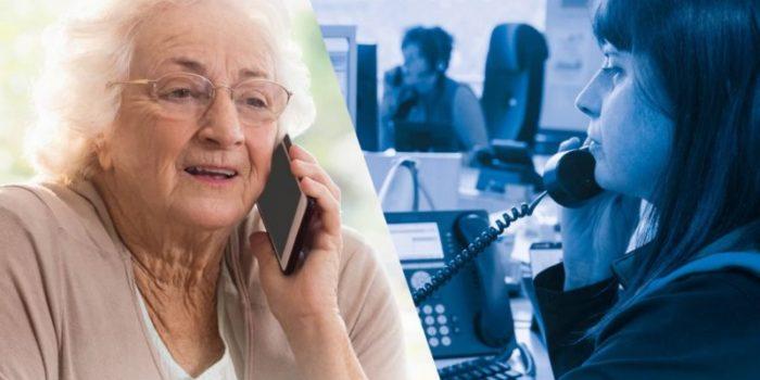 Confinement : Un Numéro D'appel Pour Les Personnes âgées Ou Handicapées Isolées